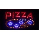 pizza led kyltti
